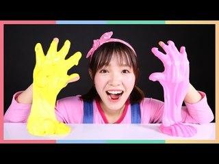 凱利的新朋友---中國凱利新登场!带来了冷冻黏土玩具制作游戏 | 凱利和玩具朋友們 | 凱利TV