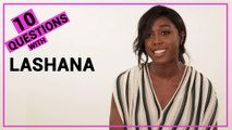 "10 Questions with Lashana Lynch, ""Still Star-Crossed"""