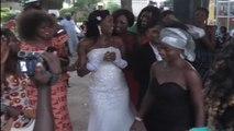Afrikada Ankaralı düğünü