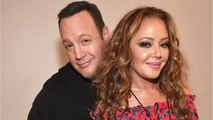 Leah Remini Joins Kevin James on 'Kevin Can Wait'