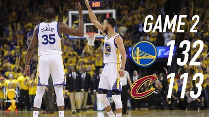 NBA Finals : le débrief du Game 2
