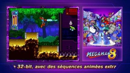 Trailer d'annonce de Megaman  Legacy Collection 2