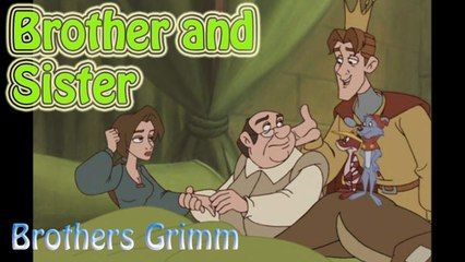 Brother and Sister Fairy Tales Brothers Grimm Stories for Kids Simsala Grimm Nursery Rhymes