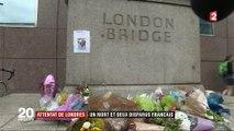 Attentat de Londres : un mort et deux disparus sont Français