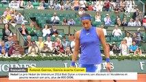 La journée à Roland-Garros