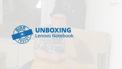 Birr testet - Notebook: Lenovo IdeaPad Y700-17ISK