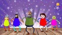 Baba Bilgecan Dede Heidi Viking Tospik ve Doru Parmak Ailesi Şarkısını Dans Ederek Söylüyorlar,Çizgi film izle 2017