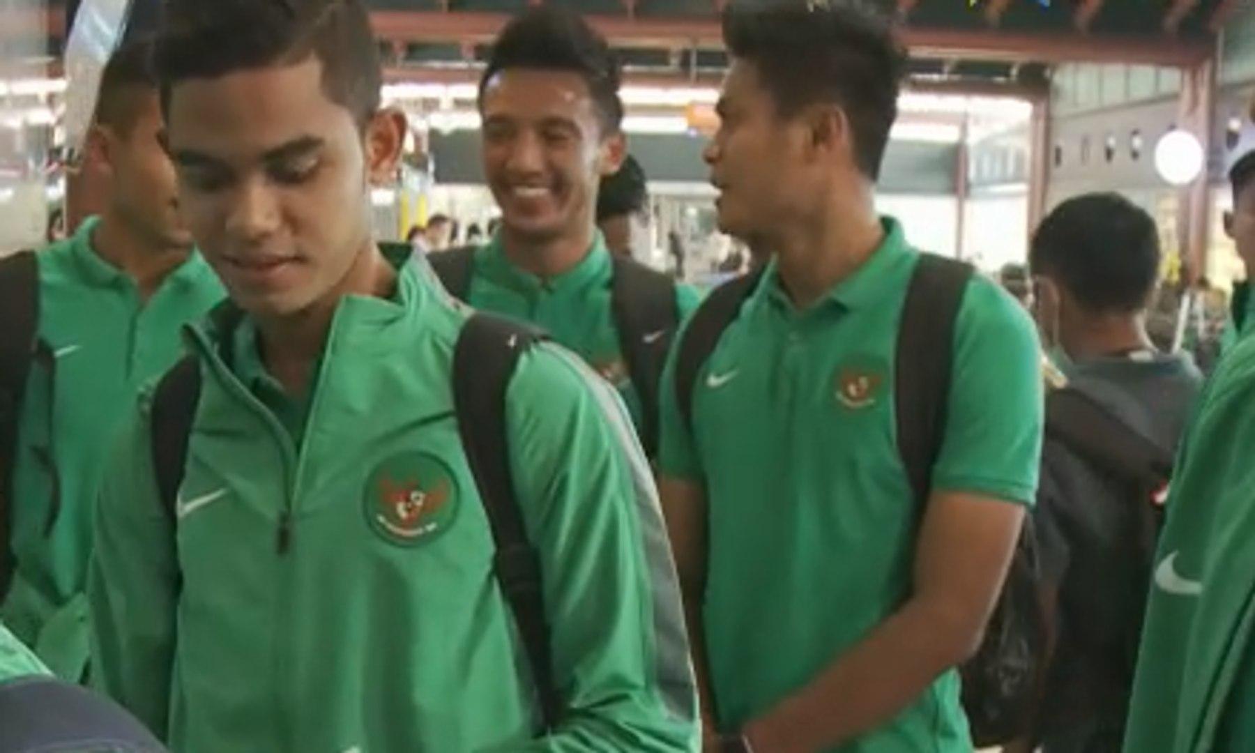 Timnas U-22 Uji Coba ke Kamboja