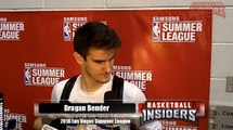 Dragan Bender - 2016 Las Vegas Summer League
