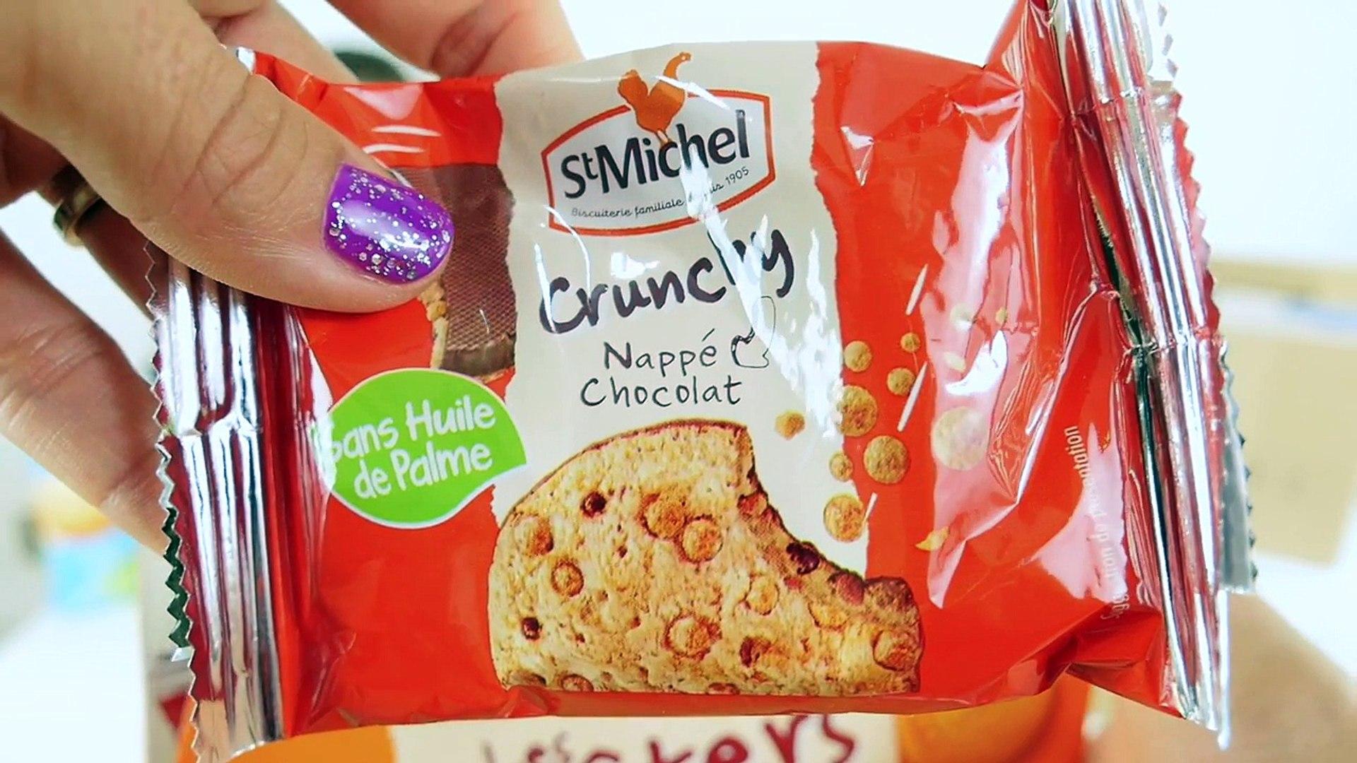 GOÛTER SURPRISE - Dégustation de Gâteaux St Michel - Colis Mc Donald's, Baby Groot & Abonnés ❤️