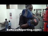 Another great day at TMT gym in Las Vegas - EsNews Boxing
