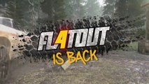 184.Flatout 4- Total Insanity - Gameplay Trailer - PS4