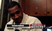 Carmelo Anthony - New York Knicks 11/26/15