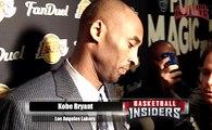 Kobe Bryant - Los Angeles Lakers 11/11/15