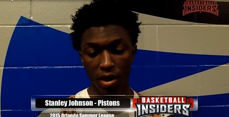 Stanley Johnson - 2015 Orlando Summer League