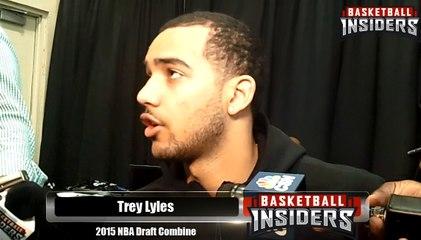Trey Lyles - 2015 NBA Draft Combine