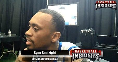 Ryan Boatright - 2015 NBA Draft Combine