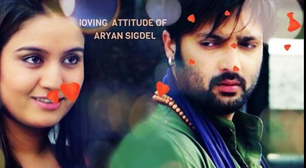 Loving Attitude   Naike Nepali Movie Clip   Aaryan Sigdel, Surbina Karki