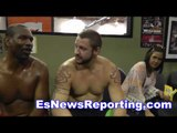 Tommy Morrison Son Trey 7-0 7 Kos In Camp With Jesse Reid - EsNews Boxing