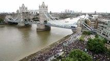 Les images de la veillée de Londres en hommage aux victimes