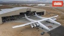 Stratolaunch, le plus gros avion du monde