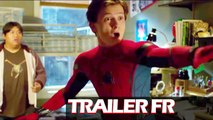 SPIDERMAN HOMECOMING Extrait VOSTFR