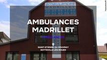 Ambulances à Saint Etienne du Rouvray, transport de patients assis ou allongés (76)