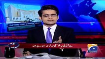 See How Shahzaib Khanzada Grills And Gives Tough Time To Musadaq Malik Over Hussain Nawaz's Leak Picture