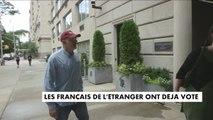 Les Français de l'étranger votent majoritairement pour La République en marche - Politique