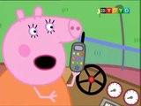 Peppa Pig ITA Il castello ventoso La cugina Chloé   Свинка Пеппа на испанском