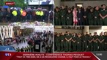 Minute de silence au Royaume-Uni en hommage aux victimes de l'attentat de Londres