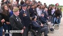 Anniversaire du Débarquement : hommage aux derniers vétérans