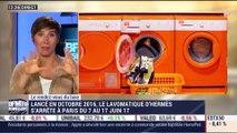 Le Rendez-vous du Luxe: Le lavomatique d'Hermès débarque à Paris du 7 au 17 juin - 06/06
