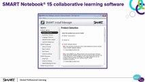 SMART Notebook 15 - Video 4 N lation