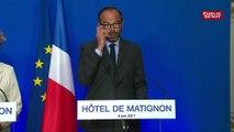 Droit du travail : Édouard Philippe n'oppose pas l'entreprise et la branche