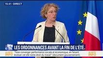 """Le projet de loi Travail """"es porté par une triple exigence"""", assure la ministre du Travail"""