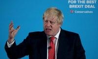 Boris Johnson: 'Corbyn has been soft on terror for 30 years' – video