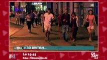 Un homme, une bière à la main, fait le buzz après les attentats de Londres