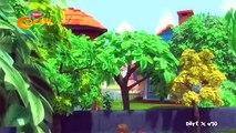 Dört X 4 lü   ÇİZGİ FİLM   Dört X 4 lü Ormanı,Çizgi film izle 2017