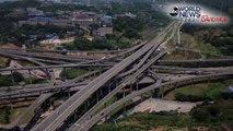 Chine: voici l'immense échangeur-spaghetti qui affole les automobilistes