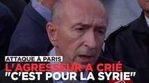 """Gérard Collomb sur l'attaque à Notre-Dame : """"L'attaquant a crié 'c'est pour la Syrie'"""""""