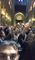 Tourists Hold Hands in Air During Lockdown Inside Notre Dame Cathedral