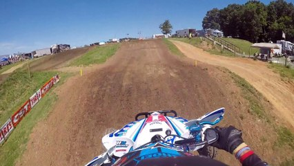 YFZ Hot Laps: Muddy Creek Raceway, Blountville, Tennessee