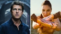 'Wonder Woman' Expected to Top Tom Cruise's 'The Mummy' at Box Office | THR News