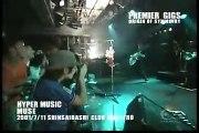 Muse - Hyper Music, Osaka Club Quattro, 07/11/2001
