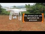 Ghana : Des drones pour une agriculture de précision
