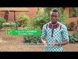 Augustin Laourou, journaliste d'Agribusiness TV au Bénin