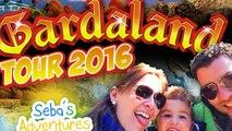 Dix Gardaland 2016 attractions touristiques rapide