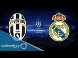 Champions League: Juventus vs Real Madrid, duelazo de semifinales en Turín