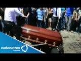 Sepelio del clarinetista de Los Recoditos / Fallece Luis Fernando Muñoz